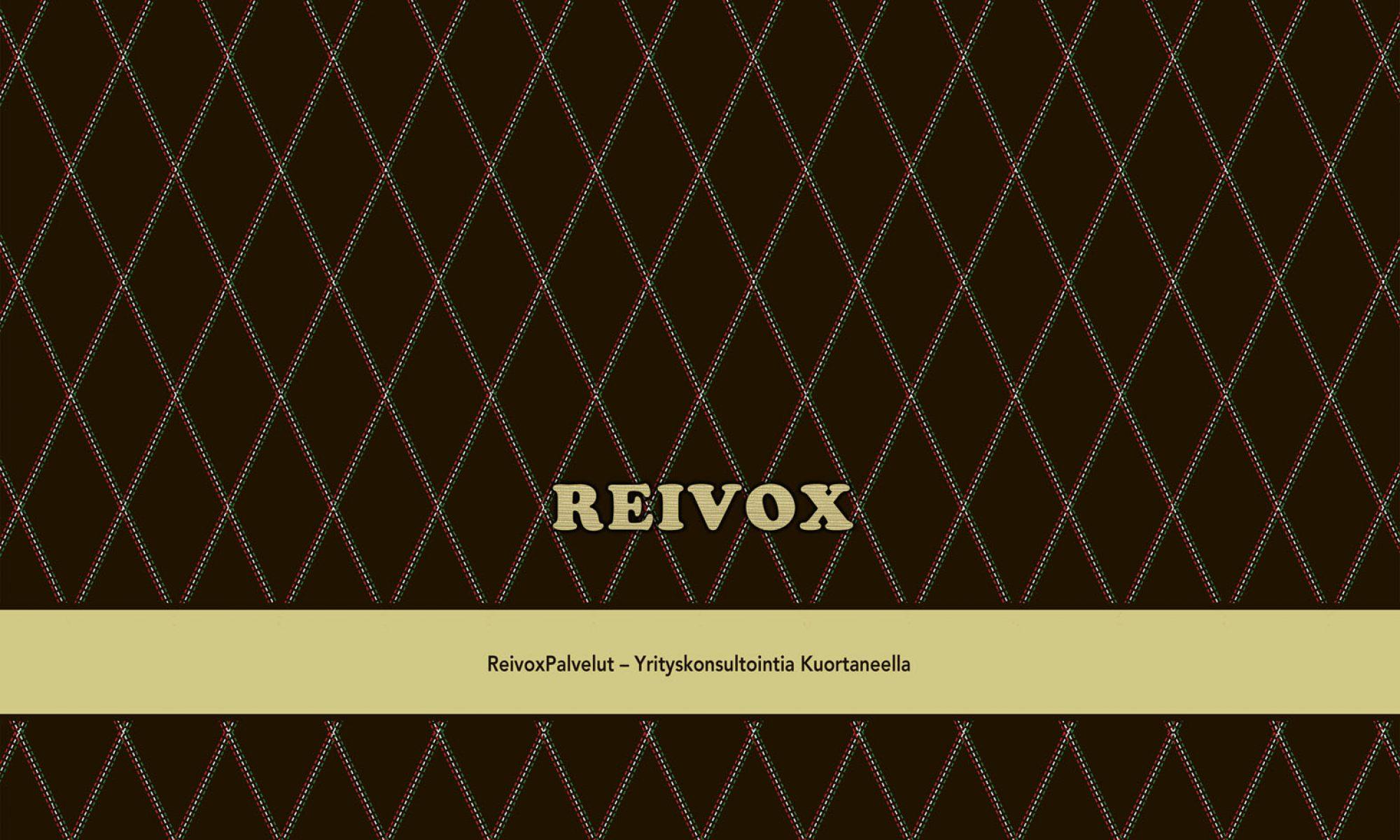 ReivoxPalvelut - Kuortane